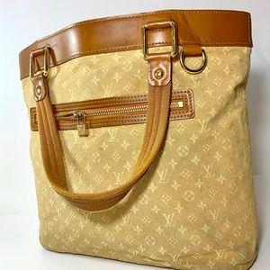 Louis Vuitton Lucille GM tote bag